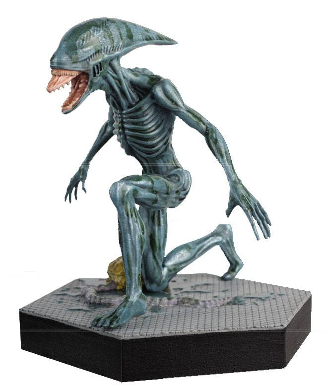 The Alien & Predator Figurine Collection Deacon (Prometheus) 12 cm
