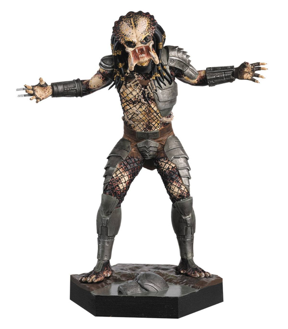 The Alien & Predator Figurine Collection Predator (Predator) 14 cm