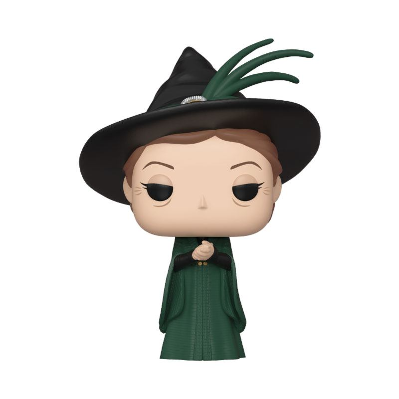 Harry Potter POP! Movies Vinyl Figure Minerva McGonagall (Yule) 10 cm
