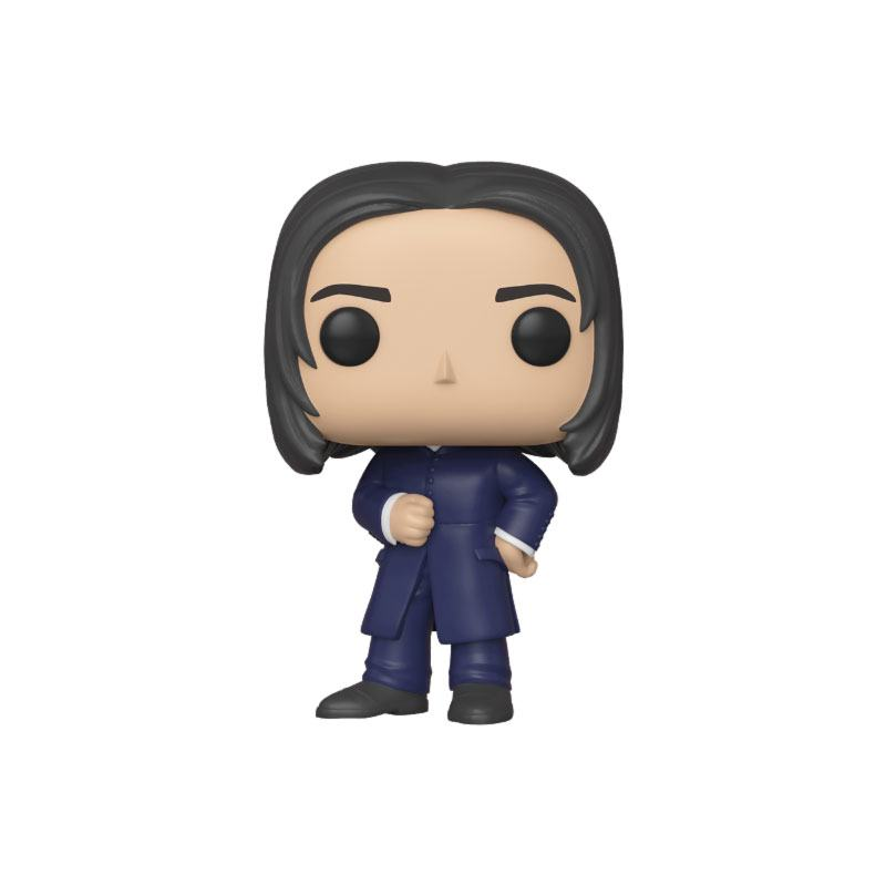 Harry Potter POP! Movies Vinyl Figure Severus Snape (Yule) 10 cm