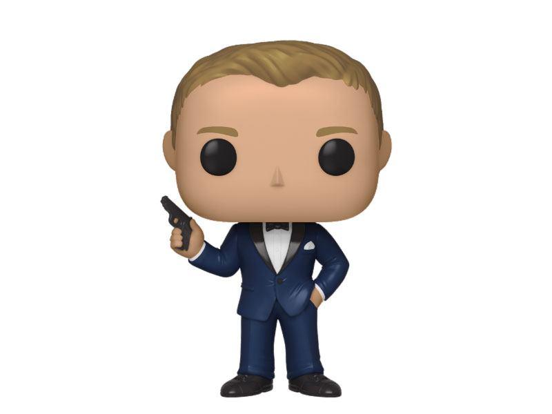 James Bond POP! Movies Vinyl Figure Daniel Craig (Casino Royale) 10 cm
