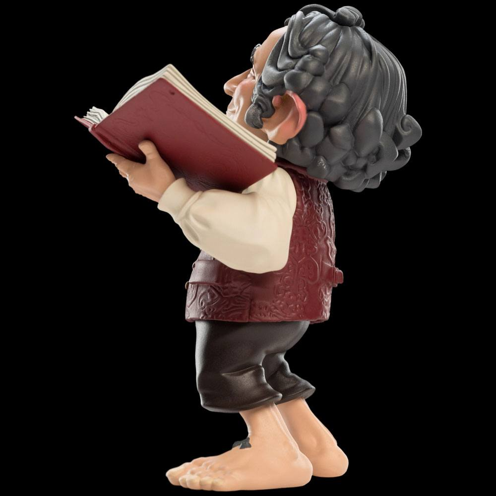 Lord of the Rings Mini Epics Vinyl Figure Bilbo 18 cm