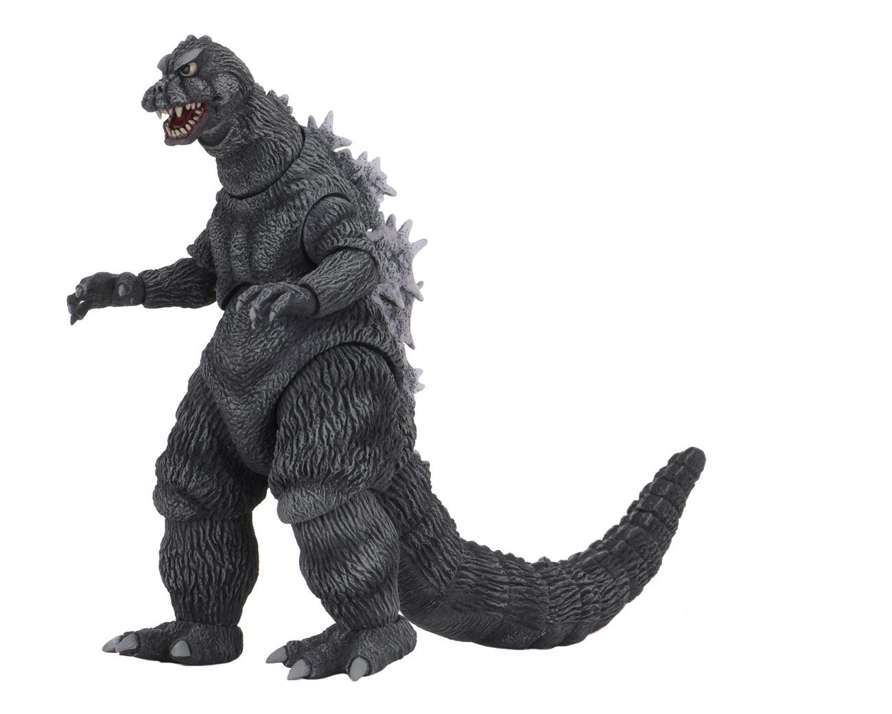 Godzilla Head to Tail Action Figure 1964 Godzilla Mothra vs Godzilla 15 cm