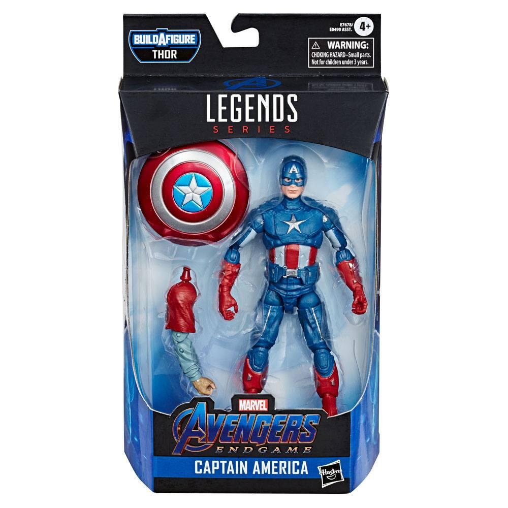 Marvel Legends Series 2019 Captain America (Avengers: Endgame) 15 cm