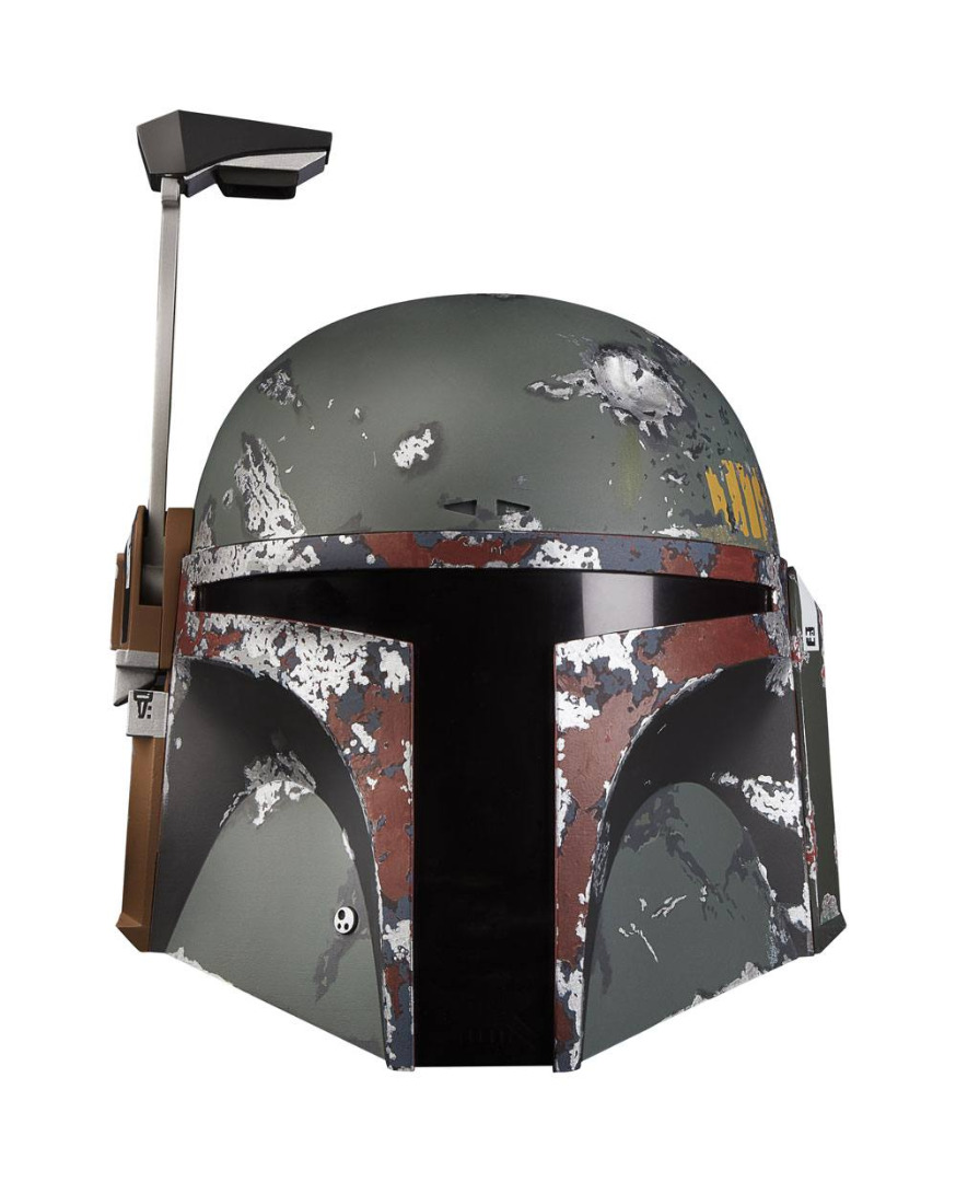 Star Wars Black Series Premium Electronic Helmet Boba Fett