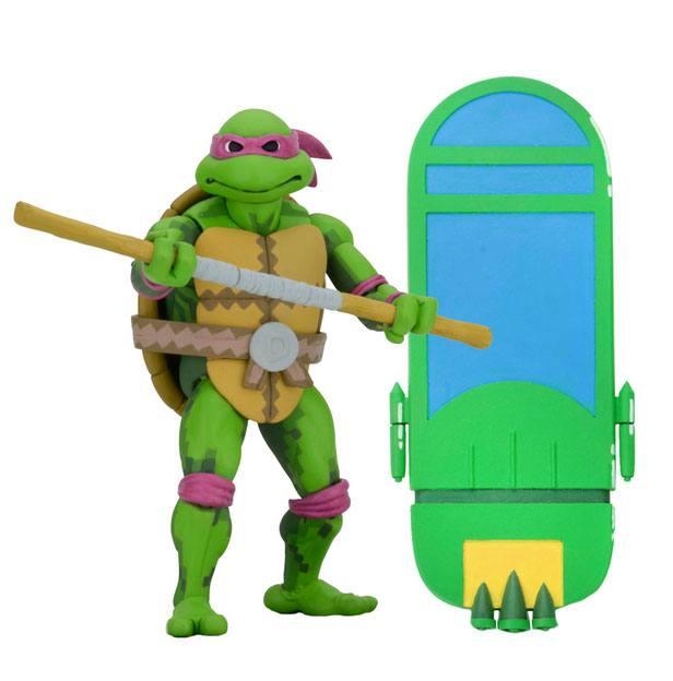 Action Fig. Teenage Mutant Ninja Turtles: Turtles in Time Donatello 18 cm