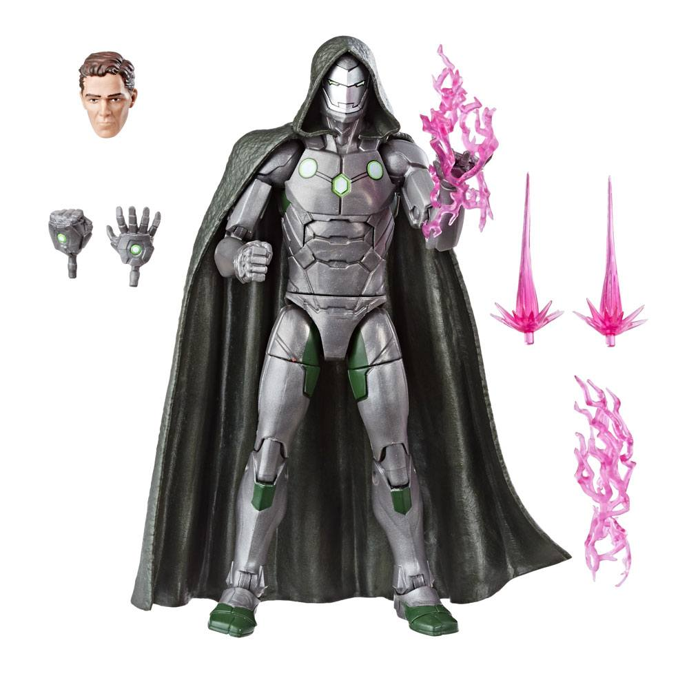 Marvel Legends Series Action Figure Infamous Iron Man 15 cm