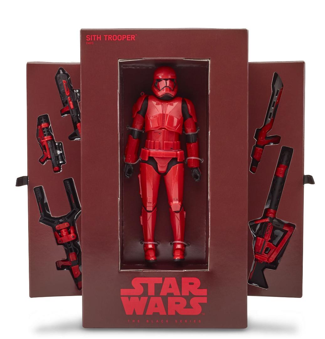 Star Wars Black Series Action Figure Sith Trooper SDCC 2019 Exclusive 15 cm