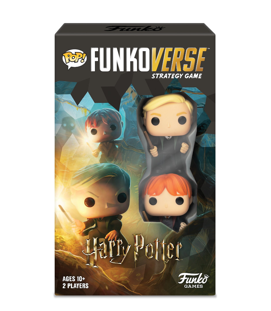 Pop! Funkoverse Strategy Game: Harry Potter - English Expandalone