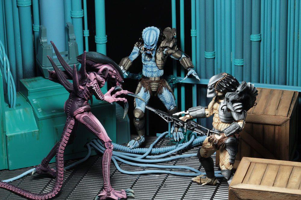 Alien vs Predator Action Figure Alien Arcade Razor Claws Alien 22 cm