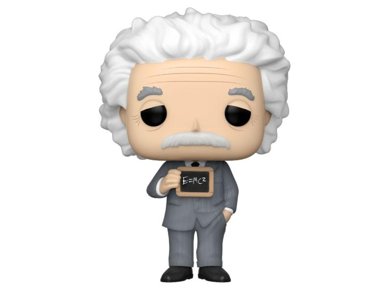 Albert Einstein POP! Icons Vinyl Figure Albert Einstein 10 cm