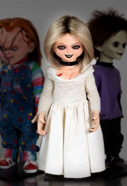 Seed of Chucky Prop Replica 1/1 Tiffany Doll
