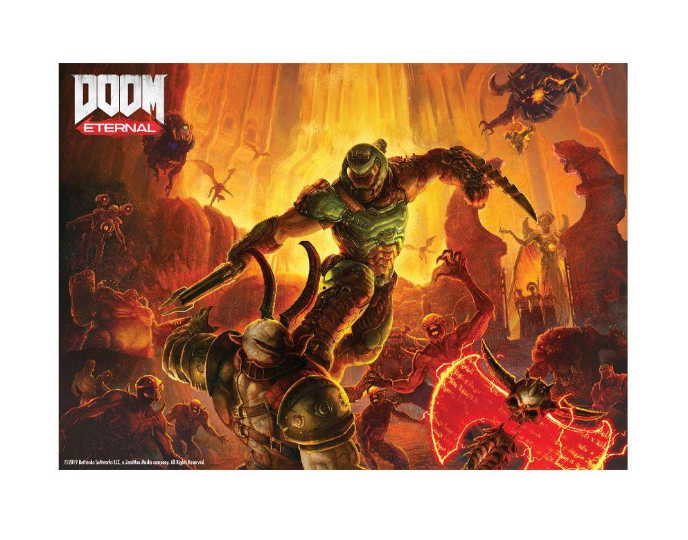 Doom Eternal Crucible Blade Collection