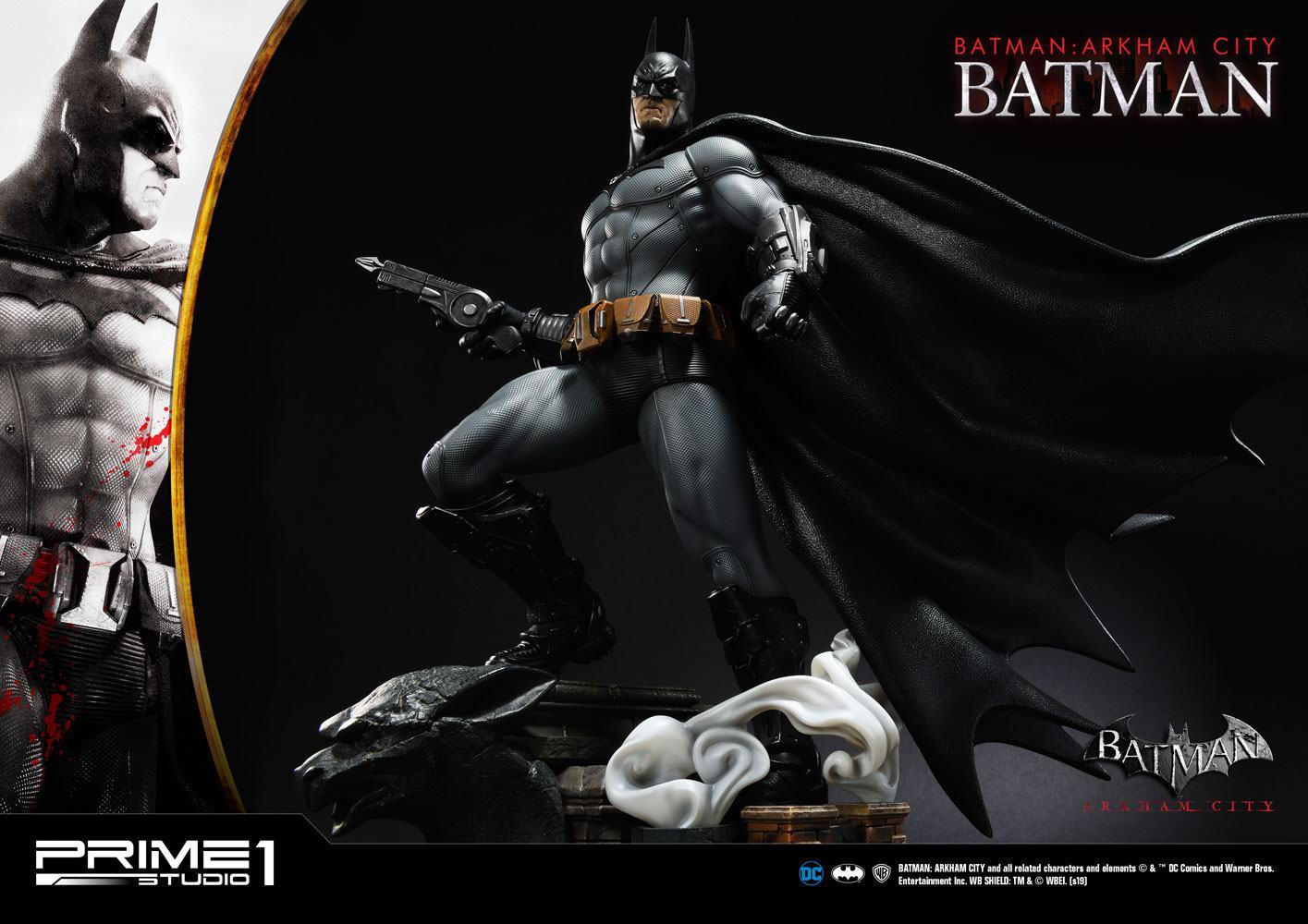 Batman Arkham City Statue 1/5 Batman 55 cm