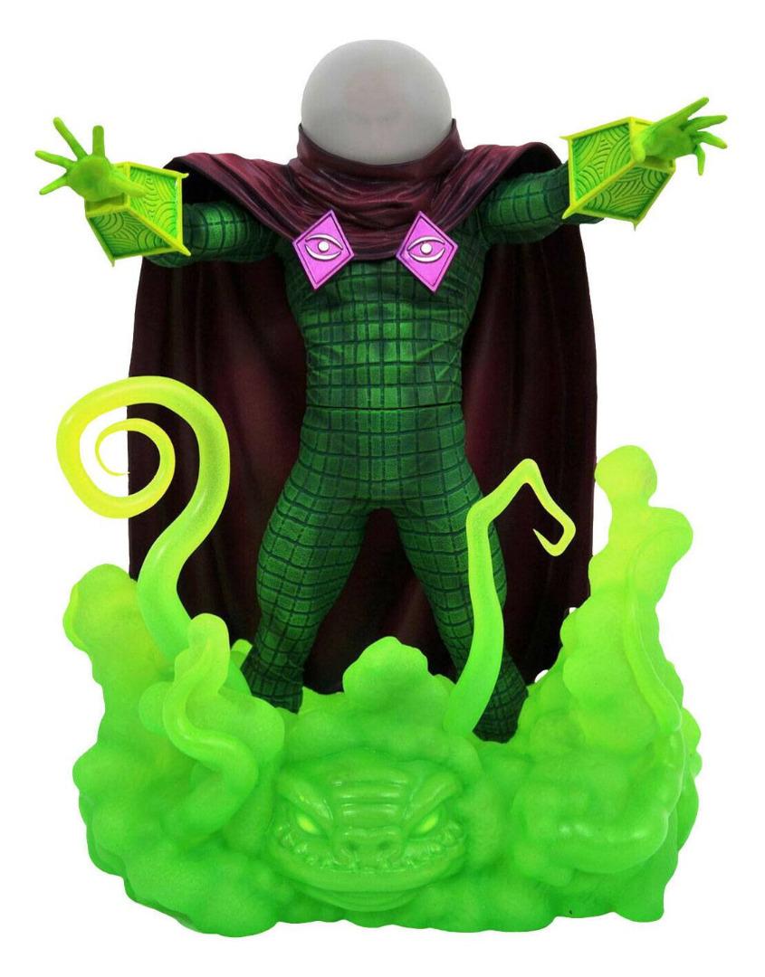 Marvel Comic Gallery PVC Statue Mysterio Exclusive 23 cm