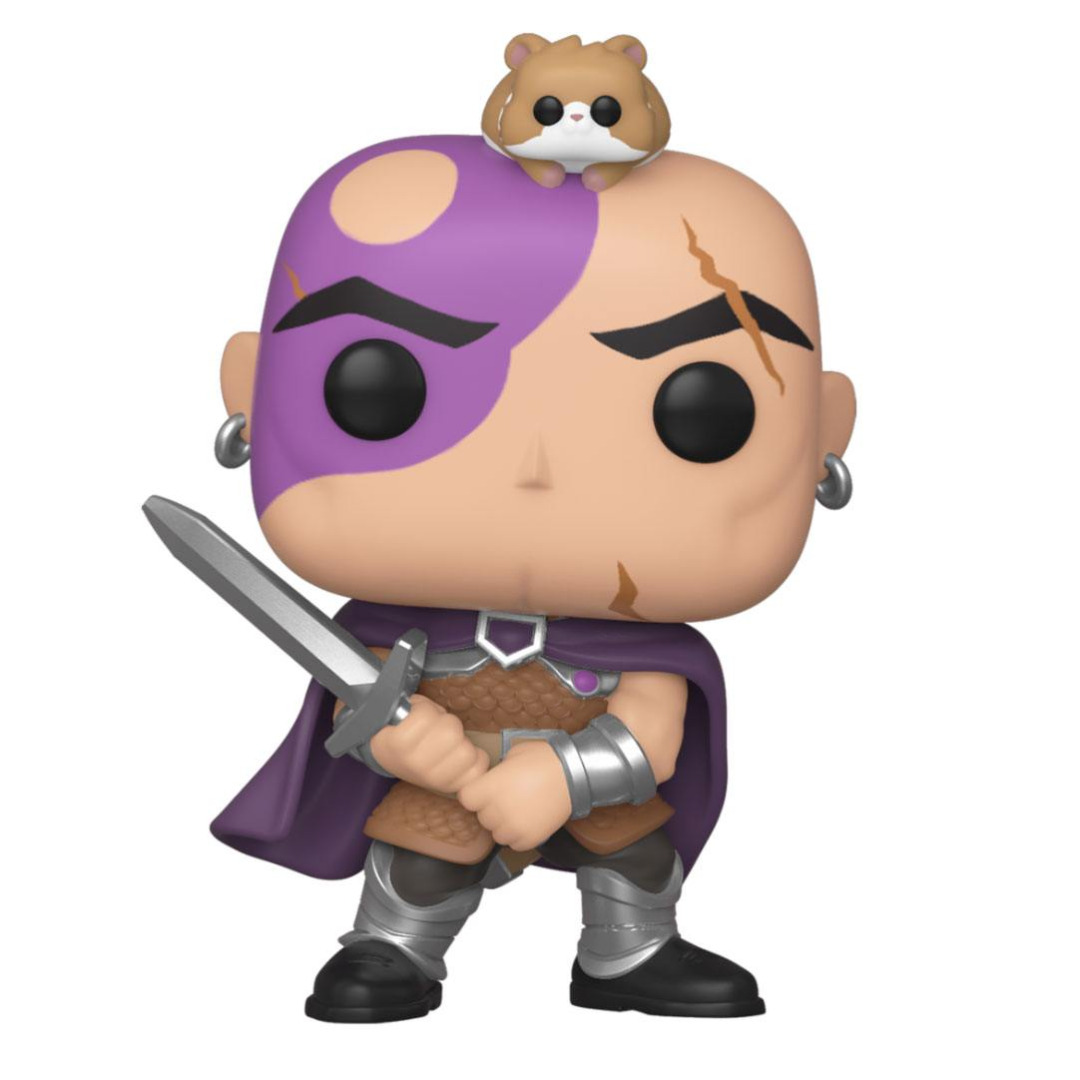 Dungeons & Dragons POP! Games Vinyl Figure Minsc & Boo 10 cm
