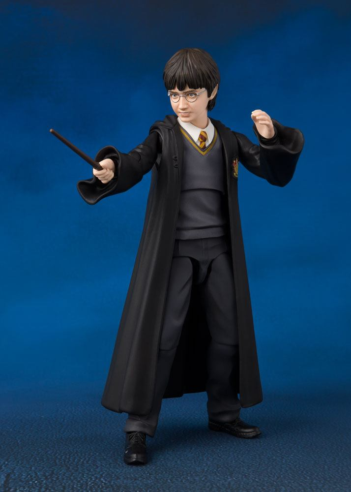 Harry Potter and the Philosopher's Stone S.H. Figuarts AF Harry Potter