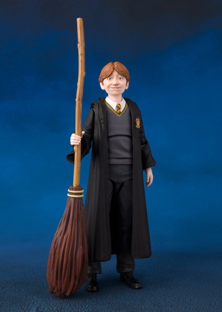 Harry Potter and the Philosopher's Stone S.H. Figuarts Action F Ron Weasley