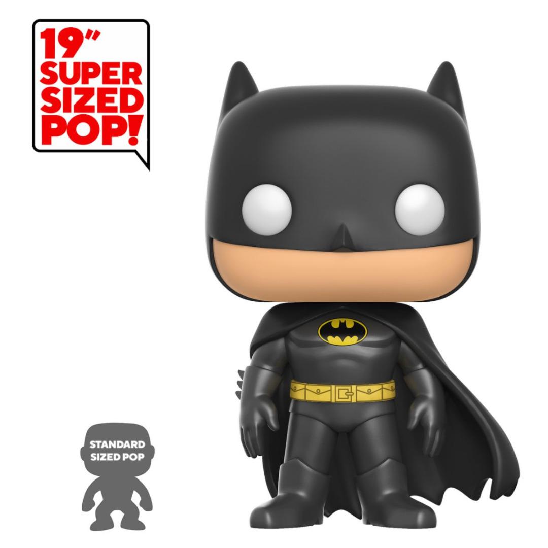DC Comics Super Sized POP! Heroes Vinyl Figure Batman 48 cm