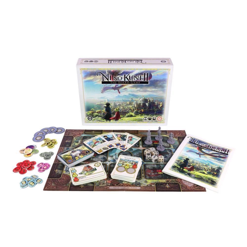 Ni No Kuni II - The Board Game *English Version*