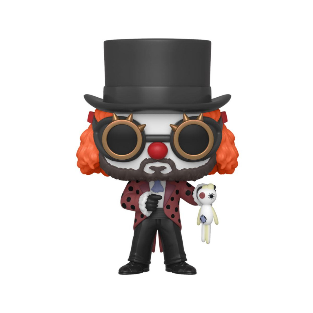 Money Heist (Casa de Papel) POP! TV Vinyl Figure Professor O Clown 10 cm
