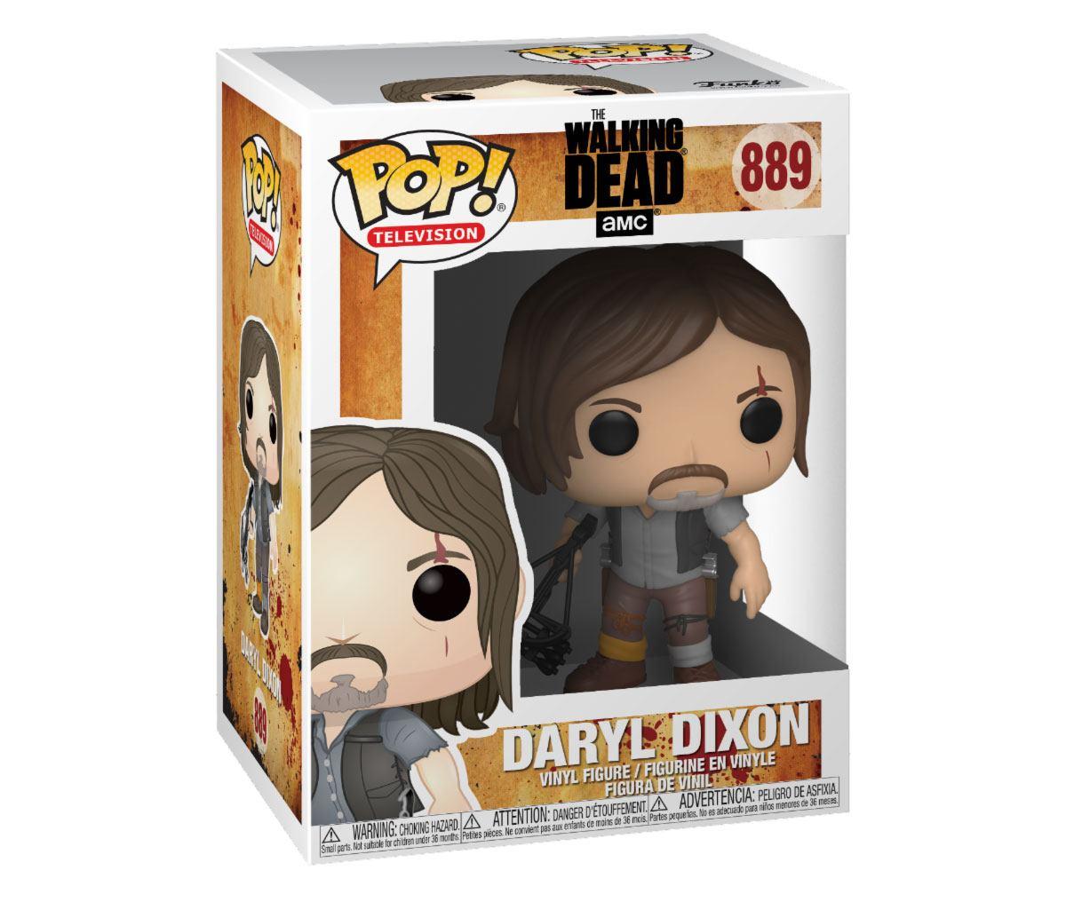 Walking Dead POP! Television Vinyl Figure Daryl 10 cm