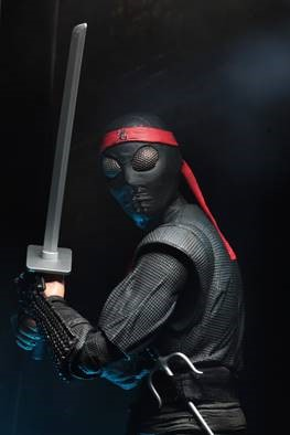 Teenage Mutant Ninja Turtles Action Figure Foot Soldier (Bladed) 18 cm
