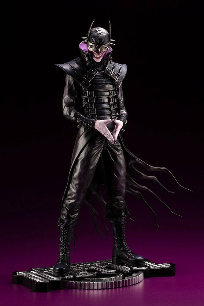 DC Comics Elseworld Series ARTFX Statue 1/6 Batman Who Laughs 33 cm