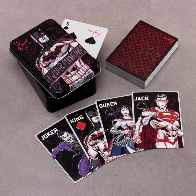 DC Comics Playing Cards The Joker