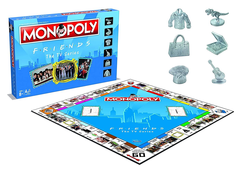Monopoly Friends (Totalmente em Português)