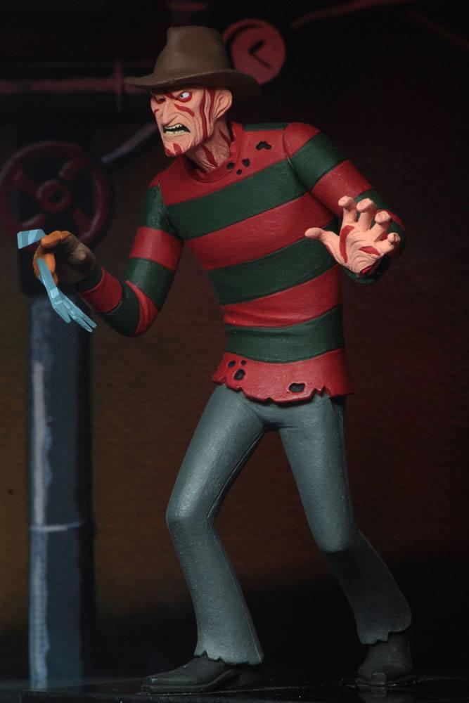 Toony Terrors Action Figure Freddy Krueger 15 cm