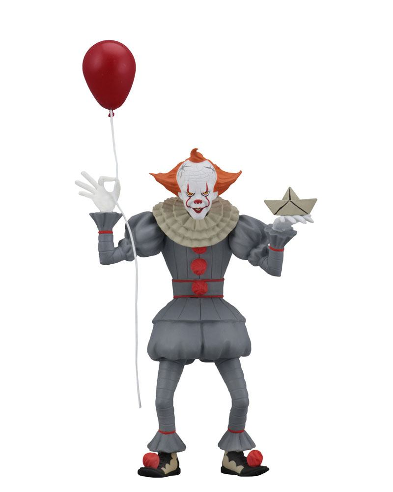 Toony Terrors Action Figure Pennywise 15 cm