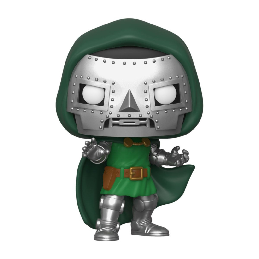 Fantastic Four POP! Marvel Vinyl Figure Doctor Doom 10 cm