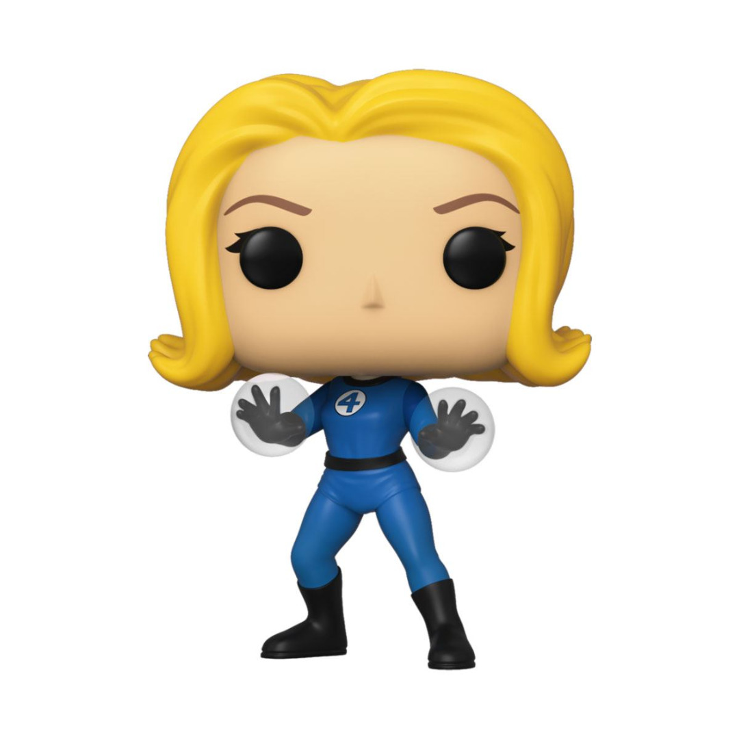 Fantastic Four POP! Marvel Vinyl Figure Invisible Girl 10 cm