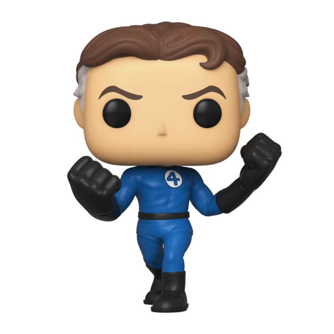 Fantastic Four POP! Marvel Vinyl Figure Mister Fantastic 10 cm