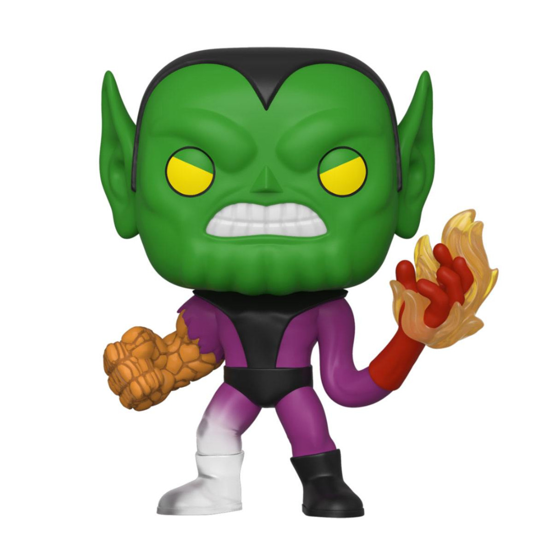 Fantastic Four POP! Marvel Vinyl Figure Super-Skrull 10 cm