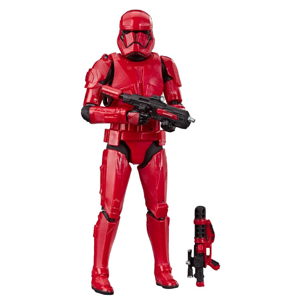 Star Wars Episode IX Black Series Action Figure 2019 Sith Trooper 15 cm