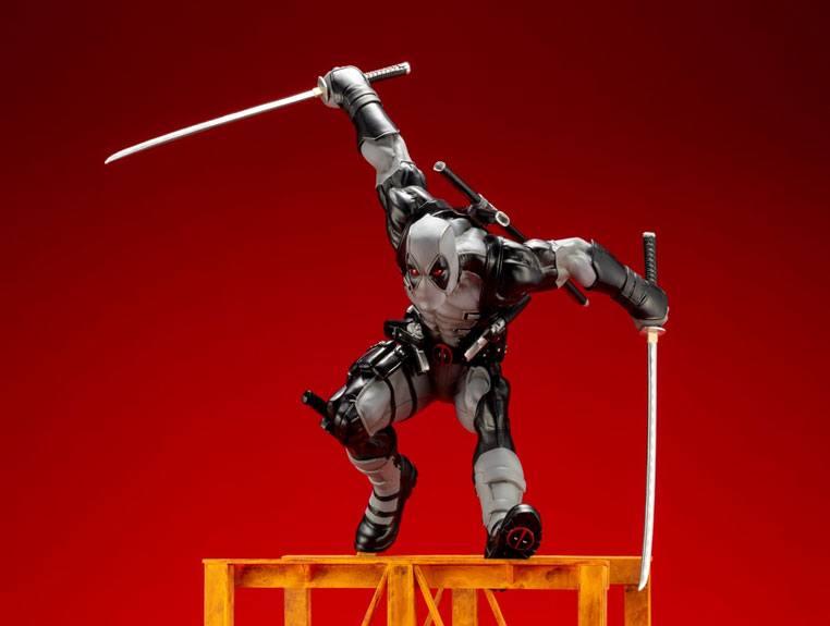 Marvel Comics ARTFX+ PVC Statue 1/6 Super Deadpool X-Force Limited Edition