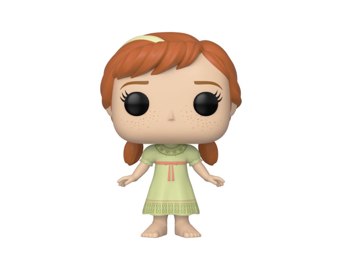 Frozen II POP! Disney Vinyl Figure Young Anna 10 cm