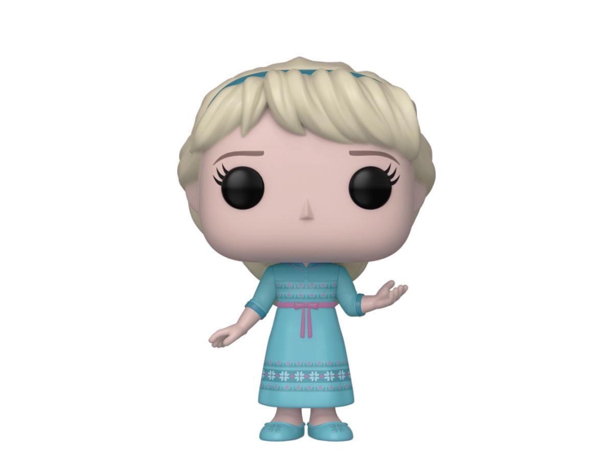 Frozen II POP! Disney Vinyl Figure Young Elsa 10 cm