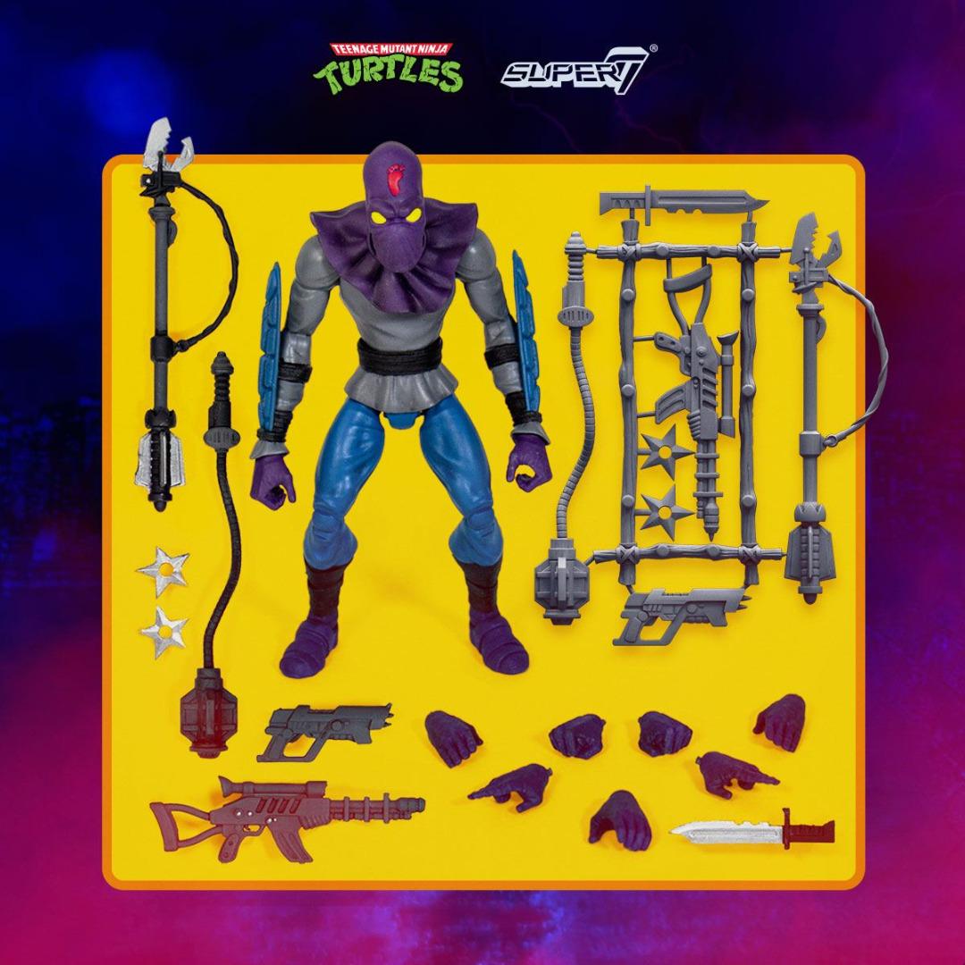 Teenage Mutant Ninja Turtles Ultimates Action Figure Foot Soldier 18 cm