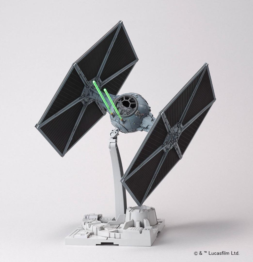 Star Wars: TIE Fighter - 1:72 Scale Model Kit