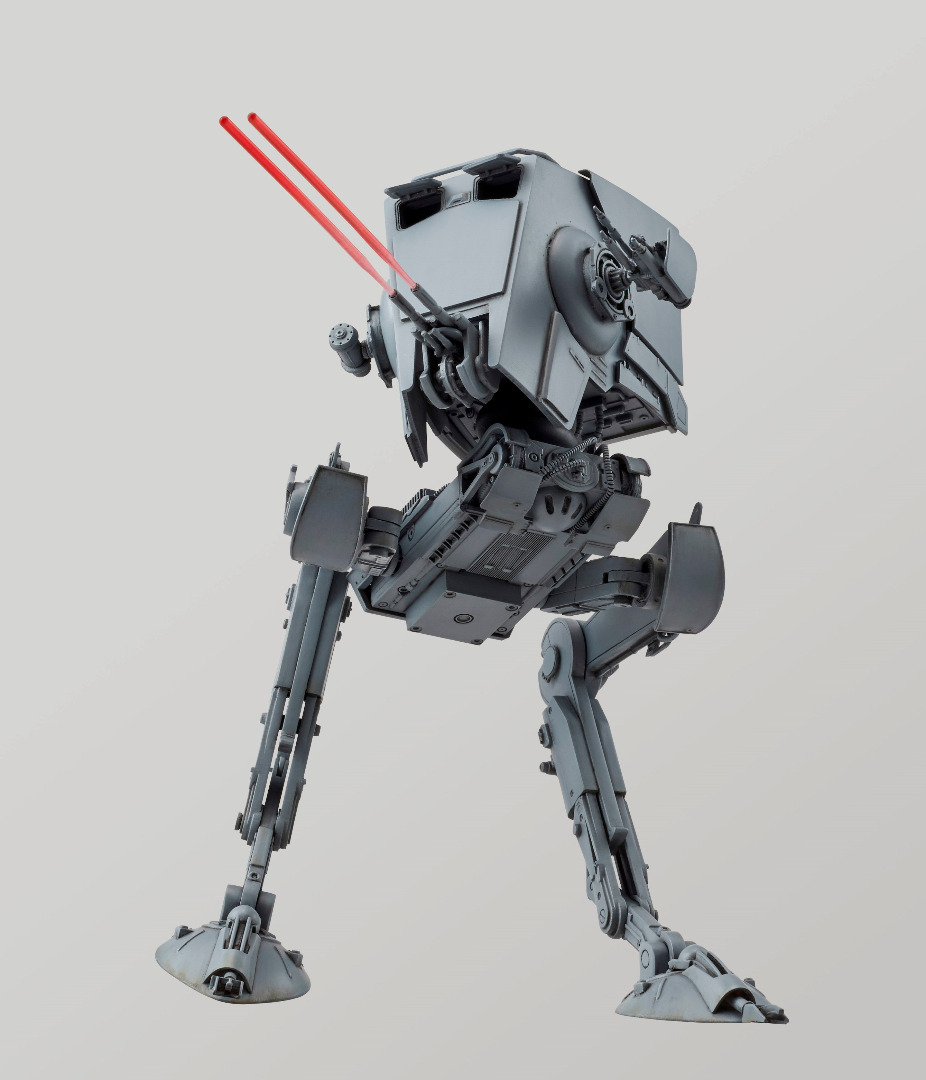 Star Wars: AT-ST - 1:48 Scale Model Kit