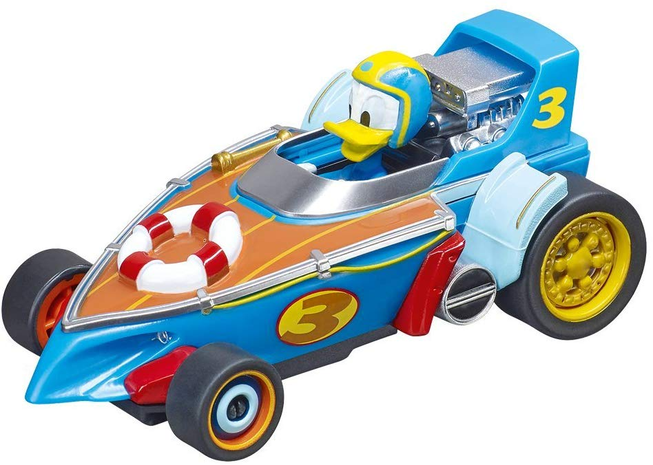 Pista/Circuito Carrera First Mickey and the Roadster Racers (Mickey/Donald)