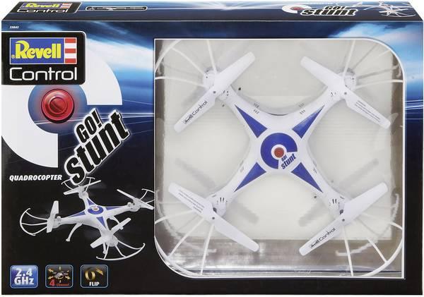 Revell Control GO! STUNT Quadcopter Beginner