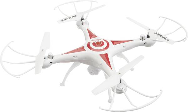 Revell Control GO! Video (480p) Quadcopter Camera Drone