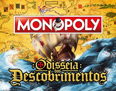 Monopoly Odisseia: Descobrimentos (Totalmente em Português)