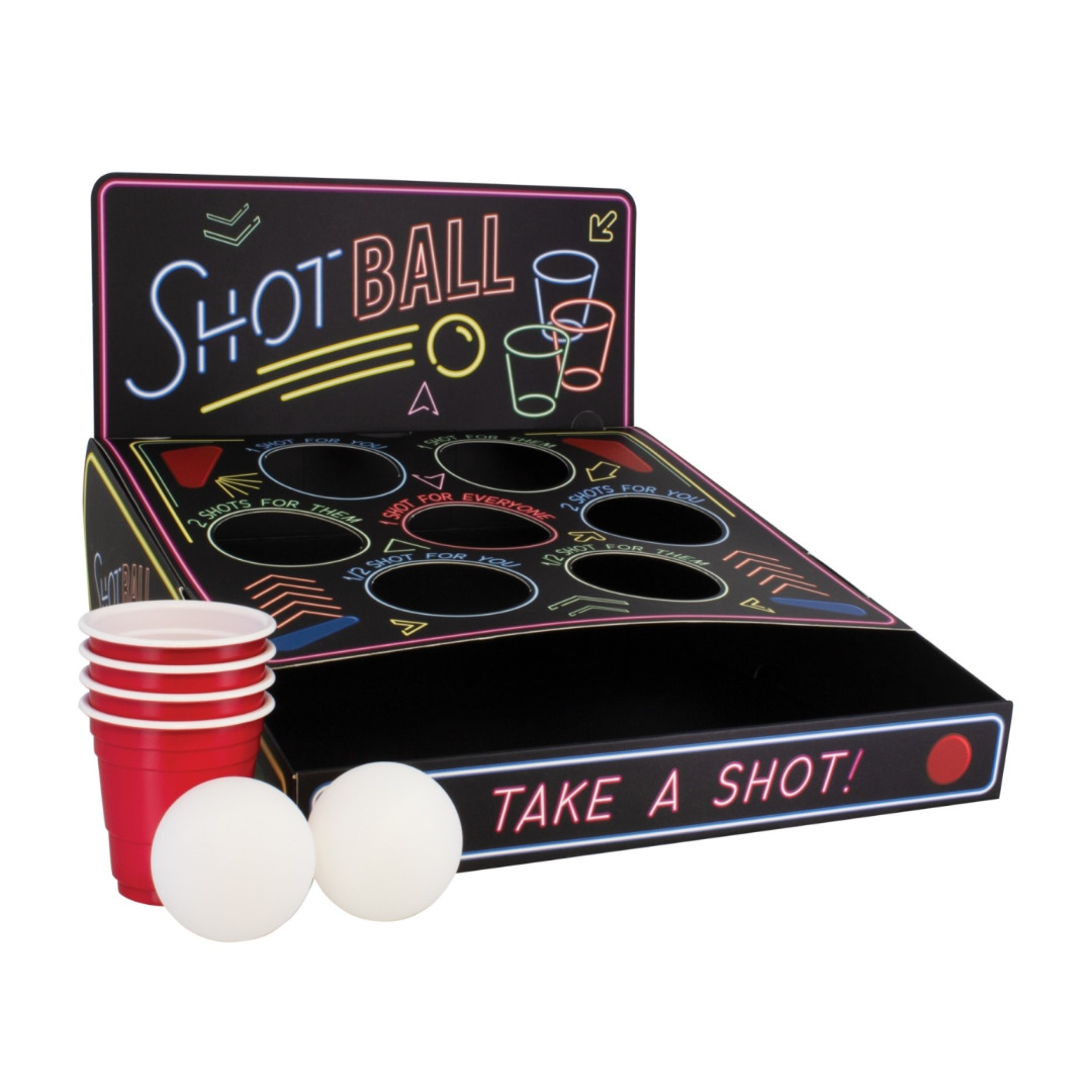 Party Game: Shot Ball
