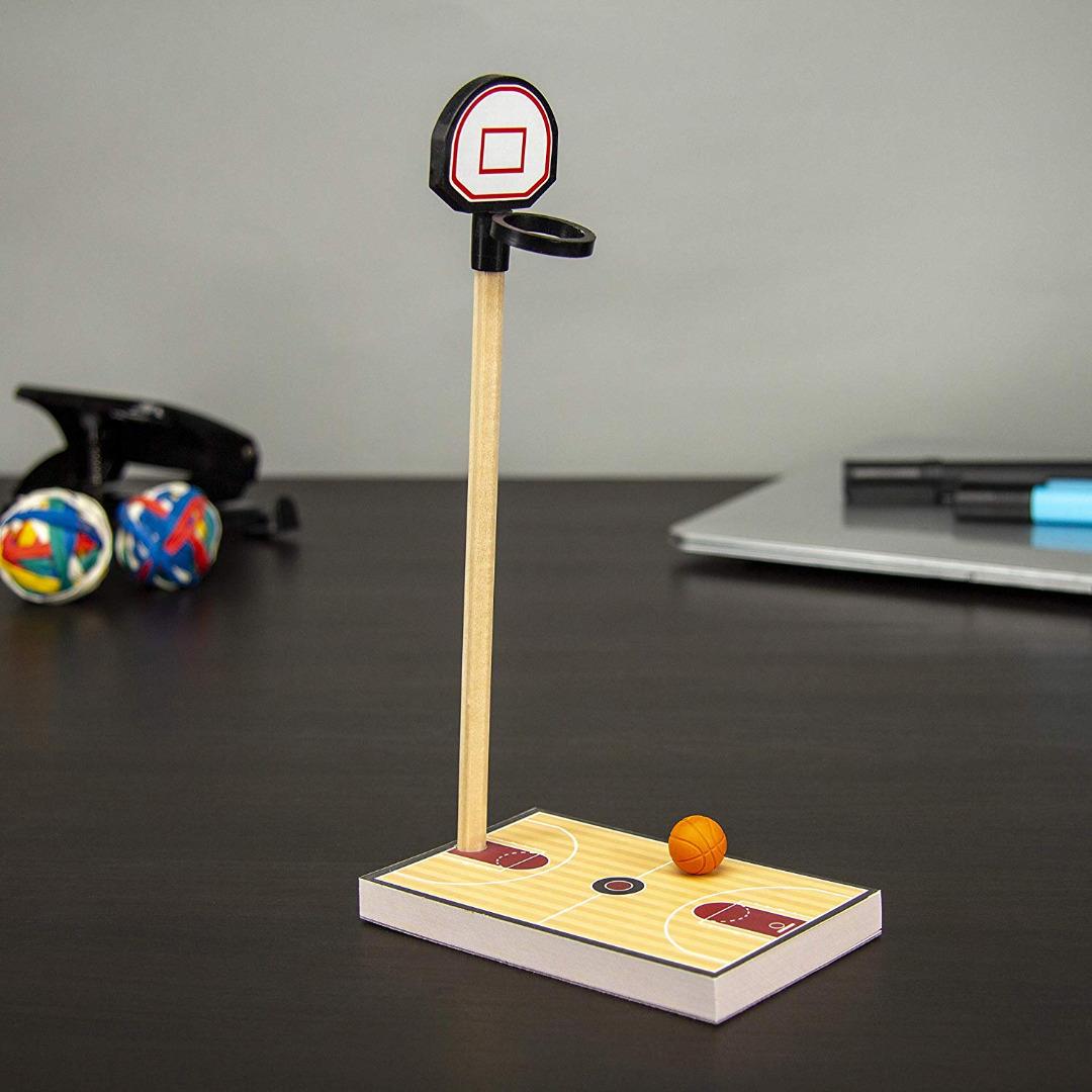 Desktop Distractions: Basketball Stationery Set