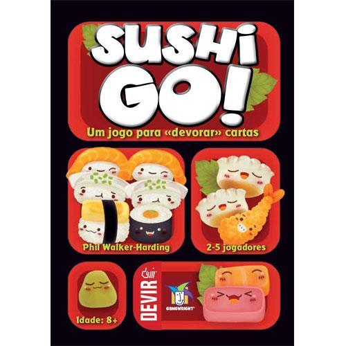 Sushi Go! (Em Português)